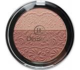 Dermacol Duo Blusher dvoubarevná tvářenka 04 8,5 g