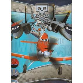 Ditipo Dárková papírová taška 32,4 x 12 x 26,4 cm Disney Planes 2902 008