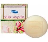 Kappus White Magnoli - Bílá Magnólie luxusní toaletní mýdlo 125 g
