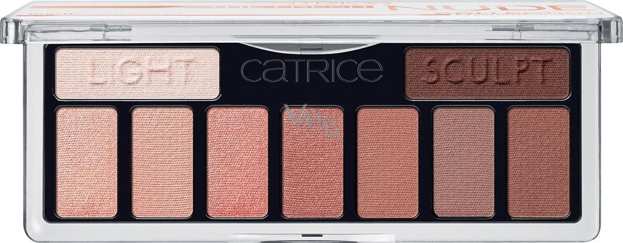 Catrice Paleta očních stínů Chrome - kosmetika, ceny a