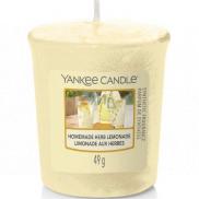 Yankee Candle Homemade Herb Lemonade - Doma?ci? bylinkova? limona?da vonná svíčka votivní 49 g