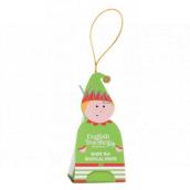 English Tea Shop Bio Bílé tea tropické ovoce Vánoční Skřítrk figurka 2 g, 1 kus