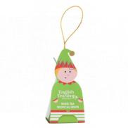 English Tea Shop Bio Bílé tea tropické ovoce vánoční figurka Skřítek 2 g, 1 kus