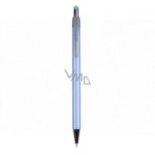 Spoko Stripes kuličkové pero Needle Tip modré, modrá náplň 0,3 mm