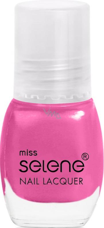 Miss Selene Nail Lacquer mini lak na nehty 219 5 ml