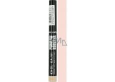 Miss Sporty Pump Up Booster Khol Kajal tužka na oči 003 Luminous Beige 2,2 g