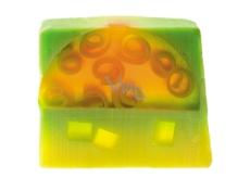 Bomb Cosmetics Ananasová párty - Pineapple Party Přírodní glycerinové mýdlo 100 g