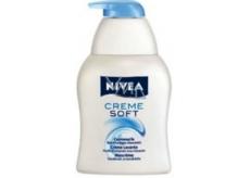 Nivea Krém tekuté mýdlo s dávkovačem 250 ml