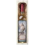 Bohemia Gifts Chardonnay Rybářské víno Petrův zdar bílé dárkové víno 750 ml
