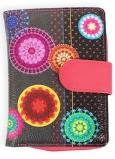 Albi Original Designová peněženka Arabesky 9 x 13 cm