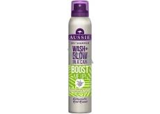 Aussie Wash + Blow Boost Me Up! suchý šampon pro jemné a zplihlé vlasy 180 ml