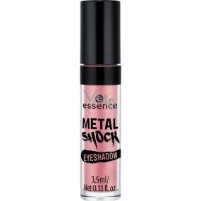 Essence Metal Shock Eyeshadow oční stíny 07 1 Second to Mars 3,5 ml