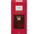 Yankee Candle Sparkling Cinnamon - Třpytivá skořice vonná stébla Signature 88 ml
