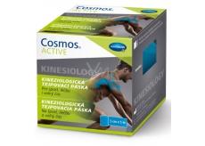 Cosmos Active Kinesiology kineziologická tejpovací páska modrá 5 cm x 5 m