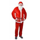 Kostým Mikuláš / Santa dospělý