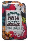 Albi Skládací taška na zip do kabelky se jménem Pavla 42 x 41 x 11 cm