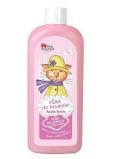 Pink Elephant Kočička Sonička pěna do koupele s obsahem panthenolu pro děti 500 ml