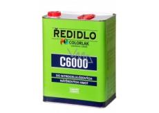 Colorlak Ředidlo C 6000 pro nitrocelulózové nátěrové hmoty 9l