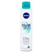 Nivea Tvarovací sprej Volume stylingový sprej na vlasy pro maximální objem bez zatížení 250 ml