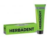 Herbadent Original Homeo bylinná zubní pasta s ženšenem, bez fluoru a mentholu 100 g