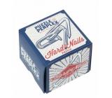 Albi Perplex puzzle mini hlavolam Hard As Nails