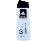 Adidas Dynamic Pulse 3v1 sprchový gel na tělo a vlasy pro muže 400 ml