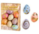Sada k dekorování vajíček Zlaté zdobení