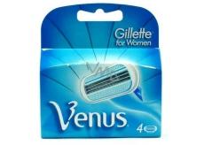 Gillette Venus Classic náhradní hlavice 4 ks, pro ženy