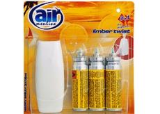 Air Menline Limber Twist Happy Osvěžovač vzduchu komplet sprej + náplně 3 x 15 ml