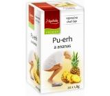 Apotheke Pu-erh a ananas čaj napomáhá v boji s nadváhou 20 x 1,8 g