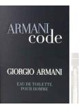 Giorgio Armani Code Men toaletní voda 1,2 ml s rozprašovačem, Vialka