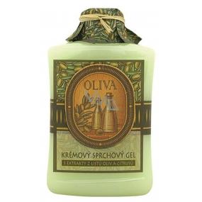 Bohemia Natur Oliva a Citrusy krémový sprchový gel 300 ml