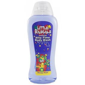 Little Rascals Sleepy Head sprchový gel pro děti 500 ml
