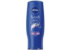 Nivea Hairmilk Pečující kondicionér na jemné vlasy 200 ml
