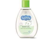Bebble tělový olej pro děti 150 ml