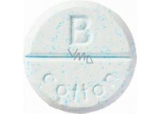 Bomb Cosmetics Bavlna - Cotton aromaterapie tableta do sprchy 1 kus