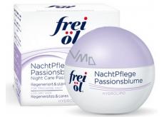 Frei Ol Hydrolipid Night Care Passionflower noční krém s mučenkou pro suchou pleť 50 ml