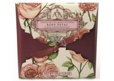 Somerset Toiletry Růže uvolňující vonná koupelová sůl s okouzlující květinovou vůní růží 150 g