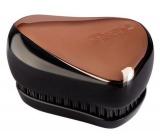 Tangle Teezer Compact Profesionální kompaktní kartáč na vlasy Rose Gold Black - růžové zlato