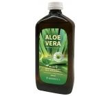 Biomedica Aloe Vera 99,55% přírodní šťáva s kousky dužiny, doplněk stravy 500 ml