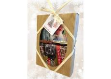 Canis Prosper Dárková vánoční krabička s pamlsky pro psy
