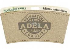 Albi Rukávek na bambusový hrnek Adéla