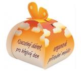 Kouzelný dárek Arganové přírodní mýdlo z rostliných olejů pro hřejivý den 50 g