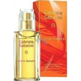 Gabriela Sabatini Latin Dance toaletní voda pro ženy 20 ml