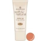 Essence Soft & Natural make-up 04 Light Caramel 30 ml