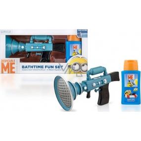 Mimoni Bathtime Fun Set pěna do koupele 125 ml + vodní pistole 1 kus, kosmetická sada