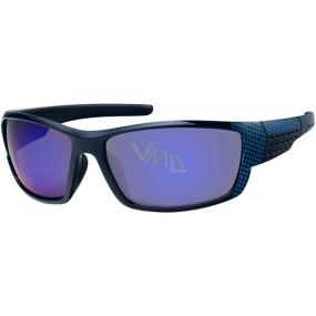 Nac New Age Sluneční brýle modré A70112