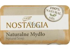 Luksja Nostalgia Natural Soap toaletní mýdlo 150 g