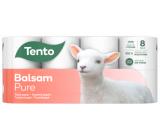 Tento Balsam Pure parfémovaný toaletní papír 3vrstvý 8 rolí