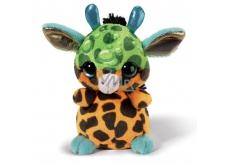 Nici Bublinová žirafka Loomimi Plyšová hračka nejjemnější plyš 16 cm